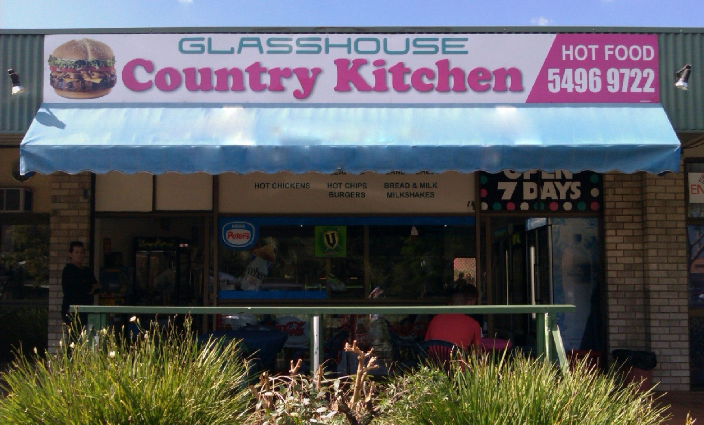 Take Away Food Shopfronts North Brisbane Linehouse