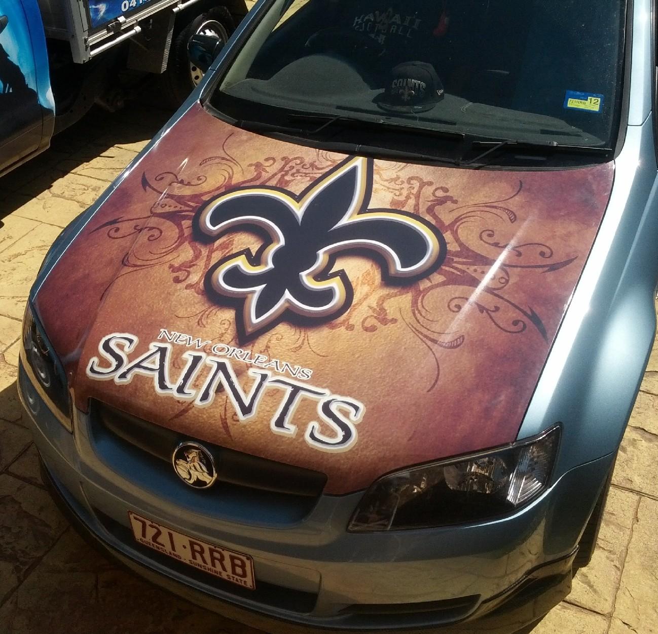 Car Bonnet Wraps Morayfield Queensland Linehouse