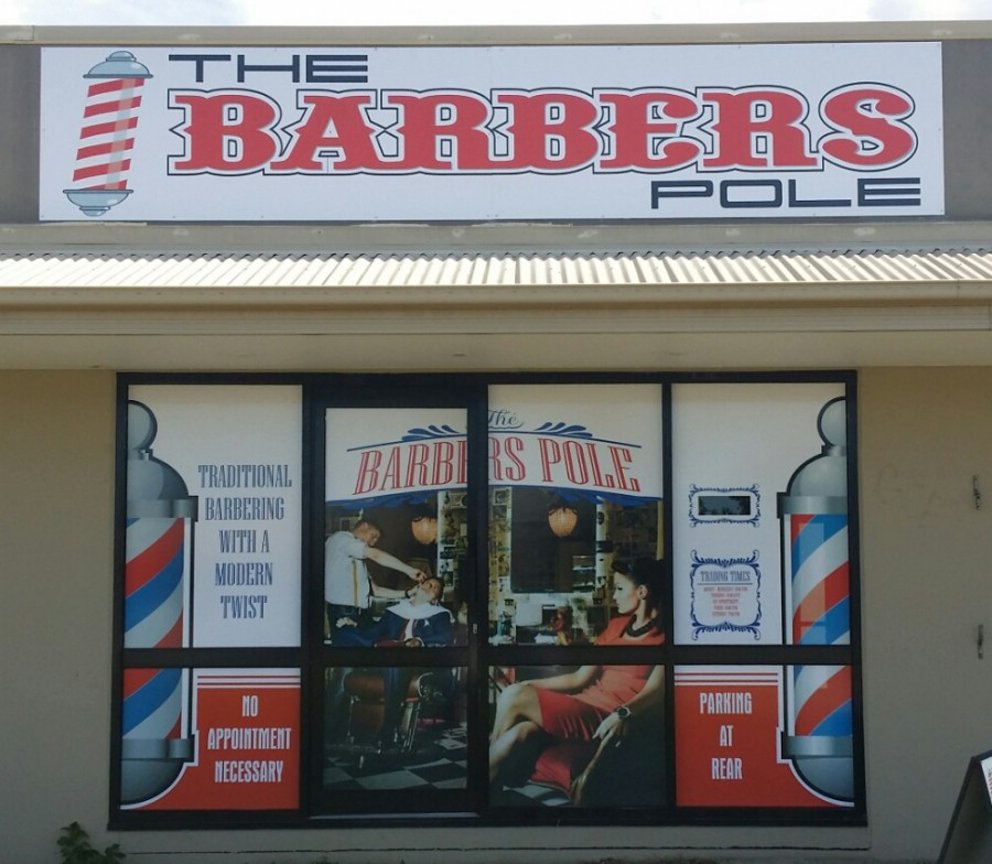 Shop Windows – Burpengary – Caboolture