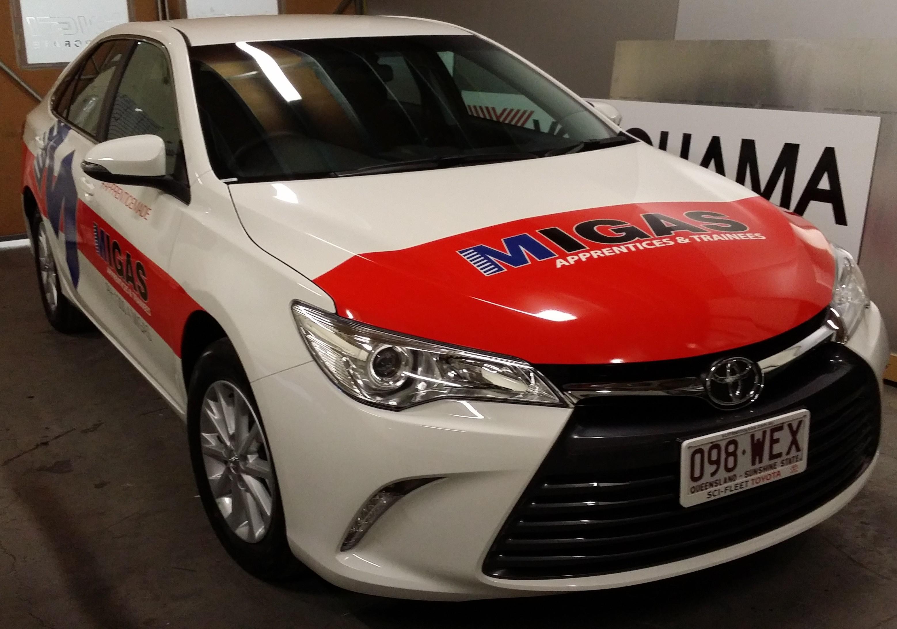 Vehicle Wraps Brisbane Queensland Australia
