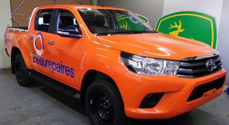 Vehicle Wraps – Brisbane – Queensland – AUSTRALIA