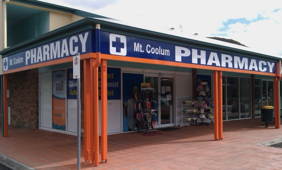 Metal Signs – Acrylic Paint – Mount Coolum – Sunshine Coast, Queensland