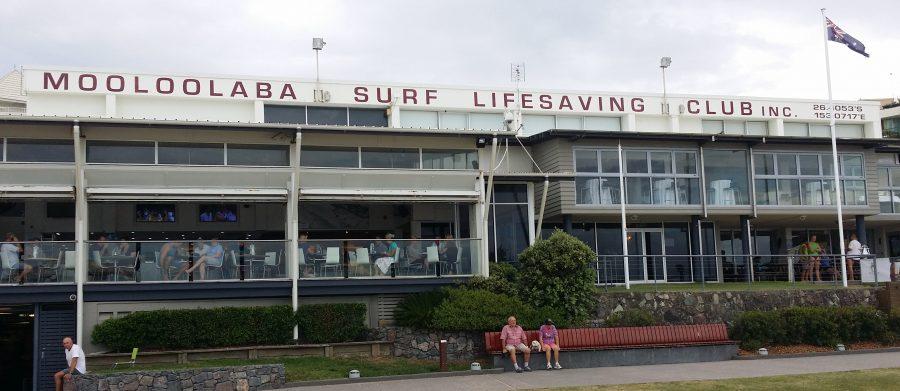Mooloolaba Surf Club – Sunshine Coast – 3D Lettering