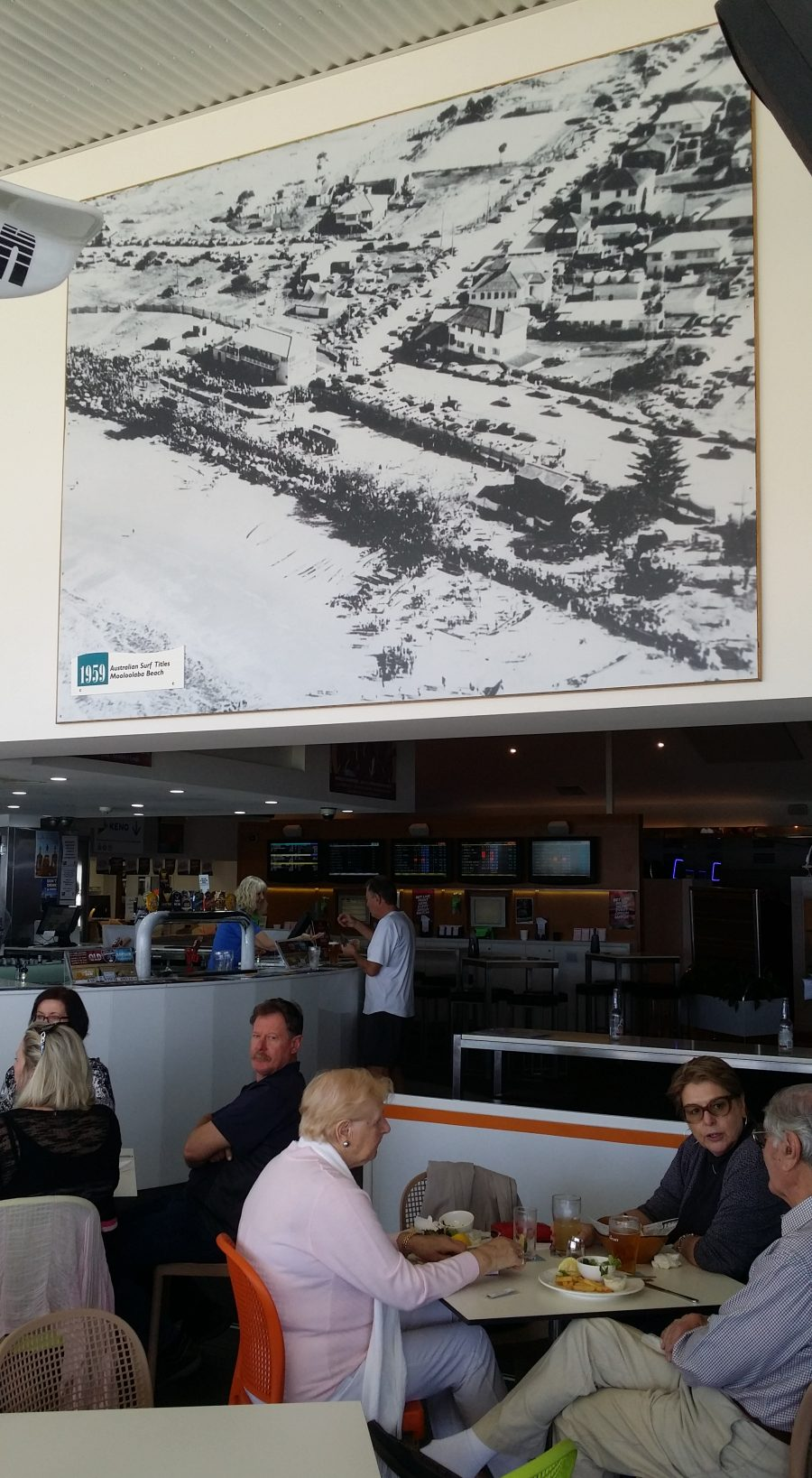 Memorial Photographic Murals – Hospitality/Clubs – Sunshine Coast – Queensland