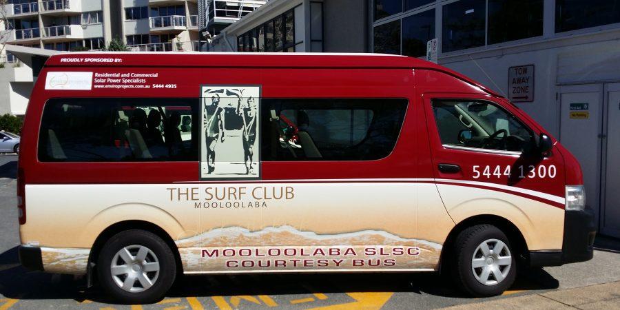 Sunshine Coast Qld – Vehicle Wraps – Mooloolaba