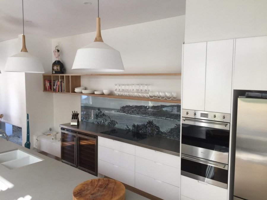 Digitally Printed Splashbacks – Caloundra – Sunshine Coast