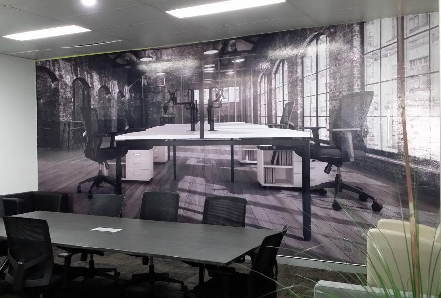 Digital Wallpaper Prints – Zillmere – Brisbane
