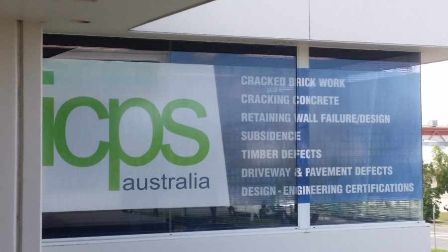 One Way Vision – Perforated Window Graphics – Brisbane