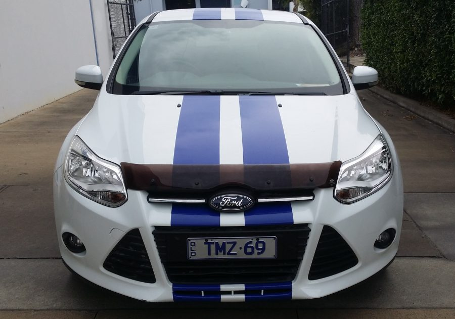 Vehicle GT Racing Stripes – Annerley – Brisbane