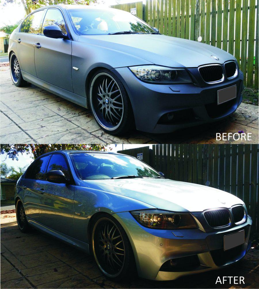 Car Wraps – For Your Paint Protection – Kallangur Queensland