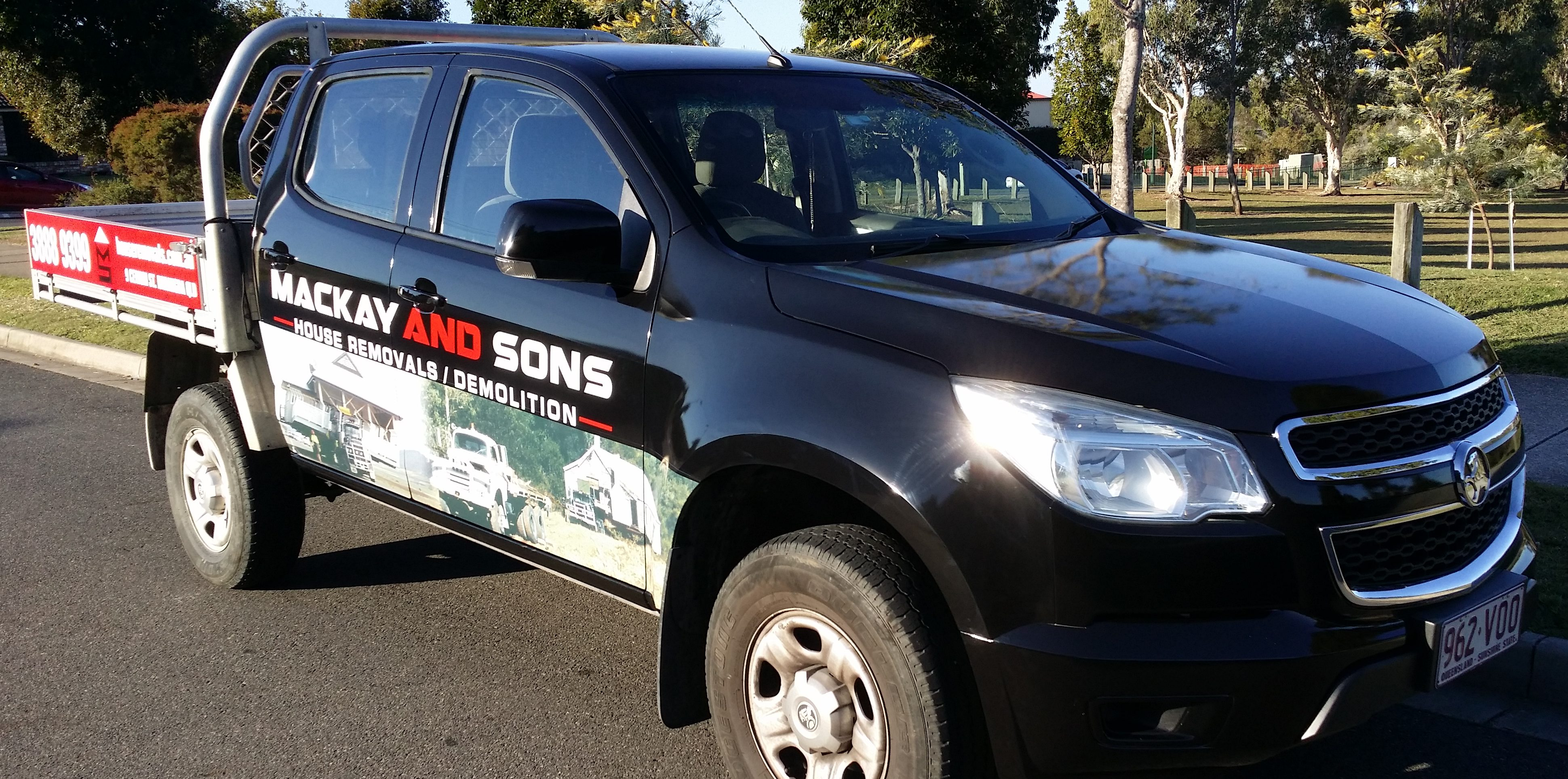 Vehicle Wrapping Step By Step Brisbane And Sunshine Coast