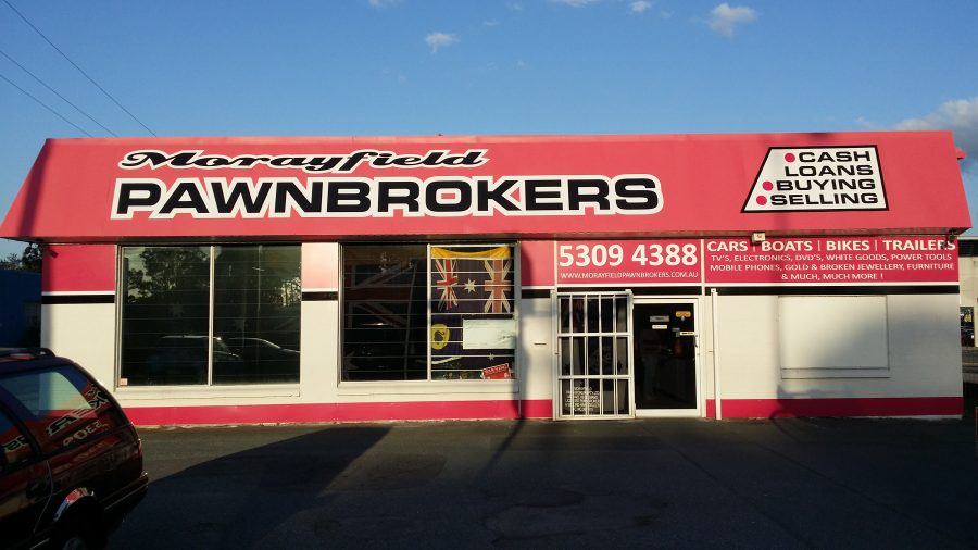 Shopfronts Signs – Morayfield/Caboolture – North Brisbane.