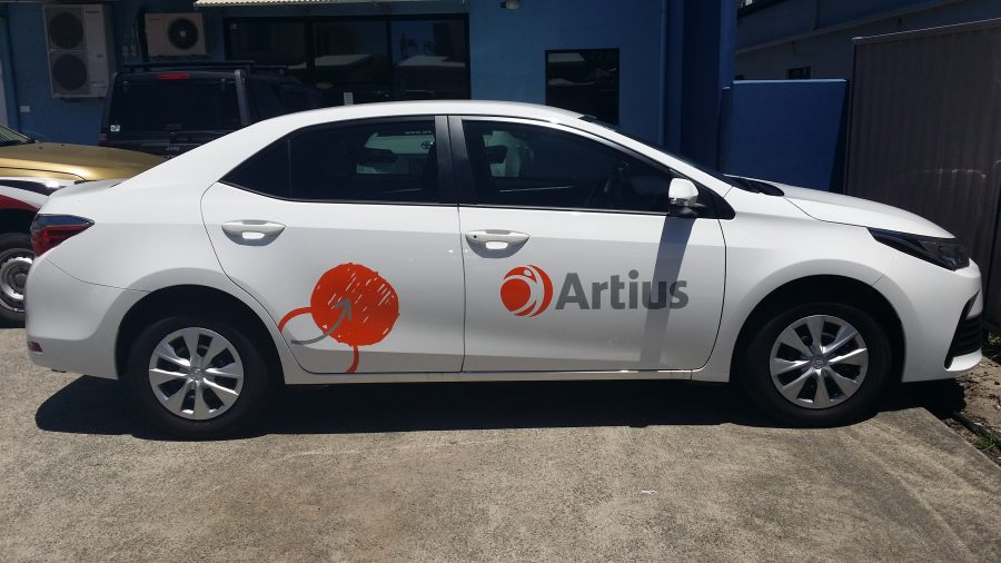 Vinyl Stickers and Decals For Cars – Maroochydore – Sunshine Coast