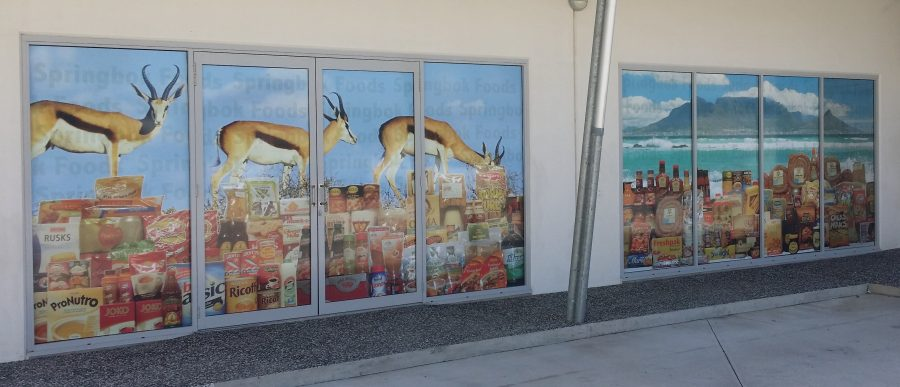 Shop Window Graphics – North lakes – qld