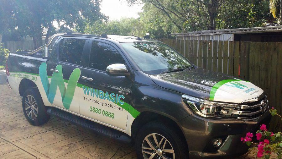 White Pearl Car Wraps – Brisbane – Noosa Qld