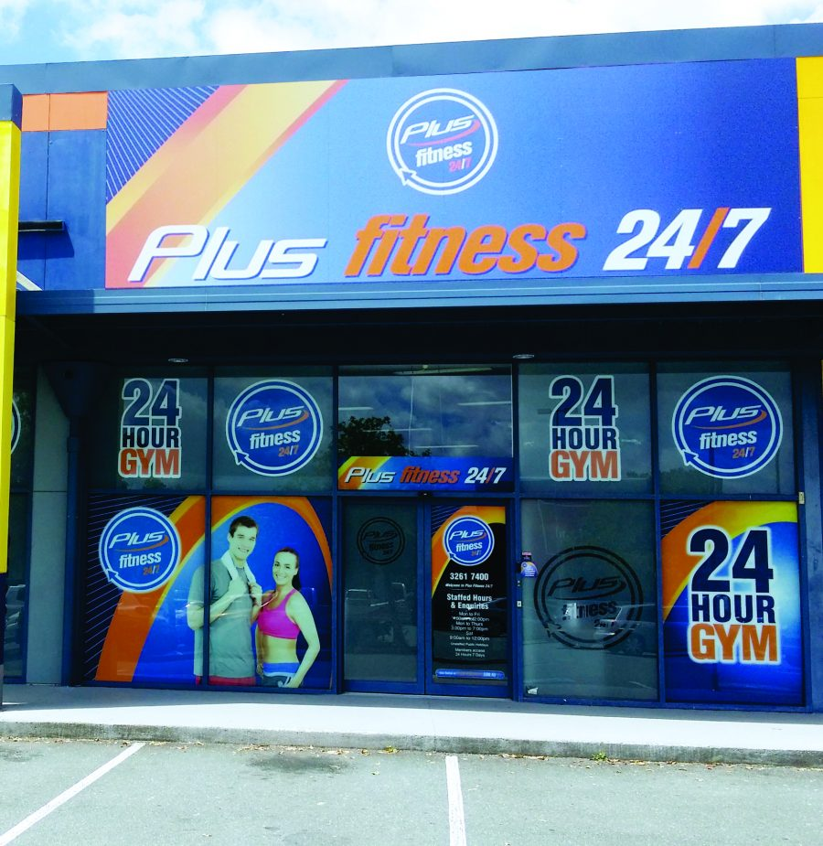 Shopfront Windows Graphics – North Brisbane – Carseldine