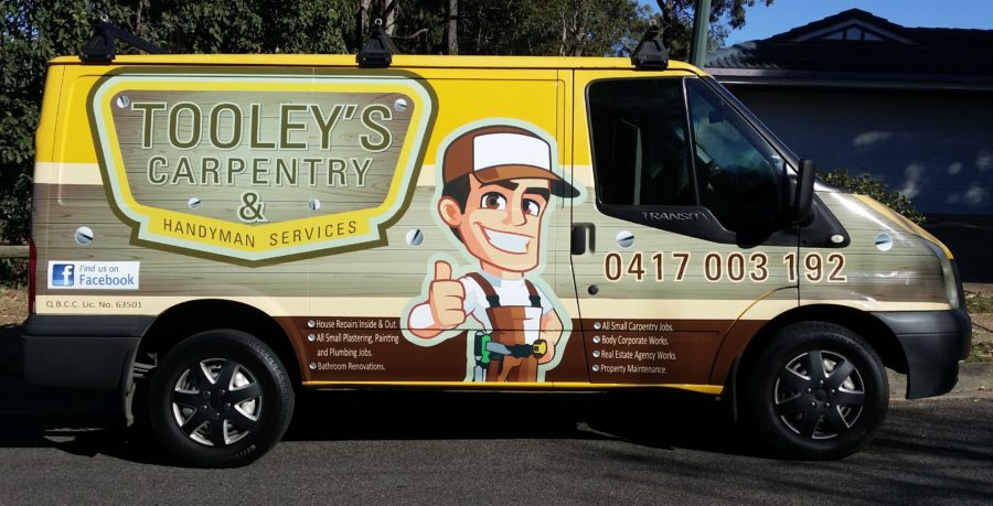 "Van Wraps ""N"" graphics – caboolture and sunshine coast qld"