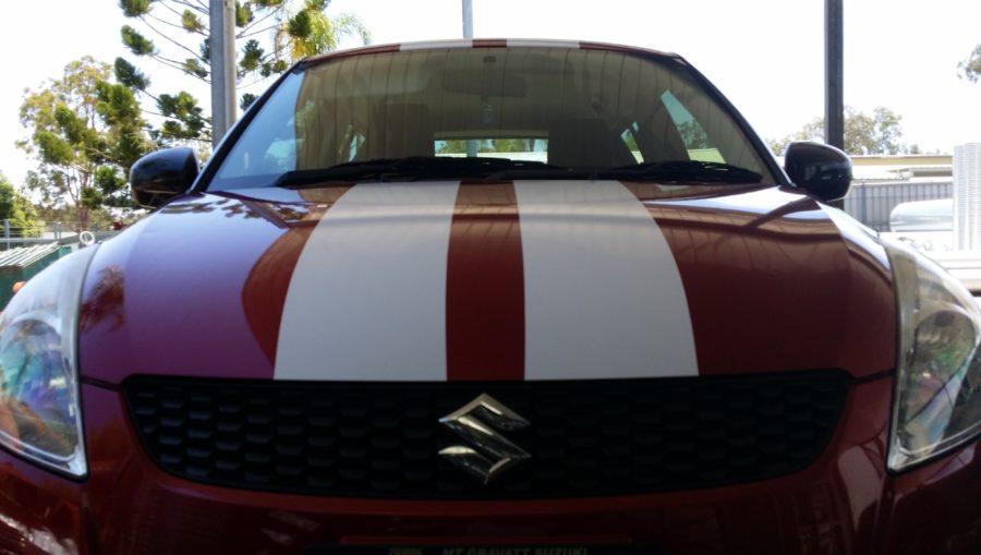 Car GT Stripes and Graphics – Kallangur