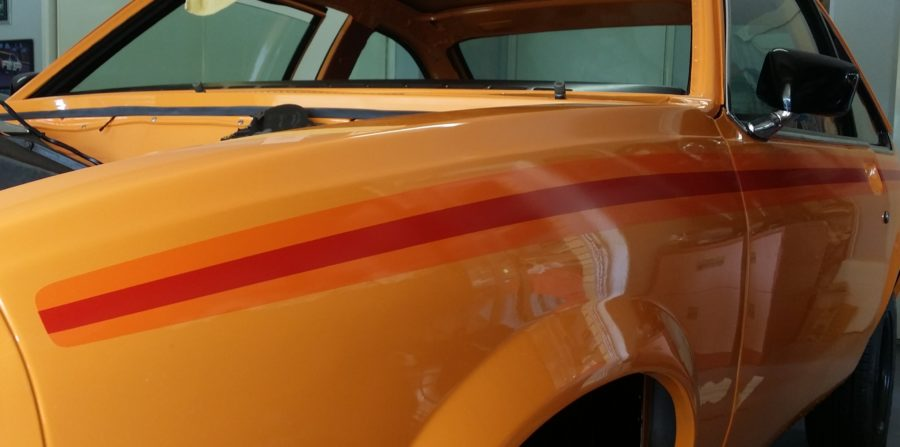 Vehicle Pinstriping – North Lakes