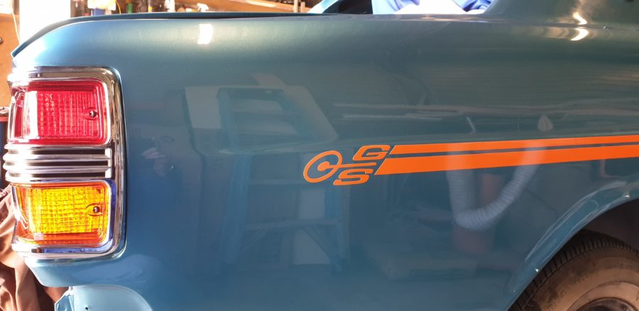Car Pinstriping – Caboolture/Sunshine Coast