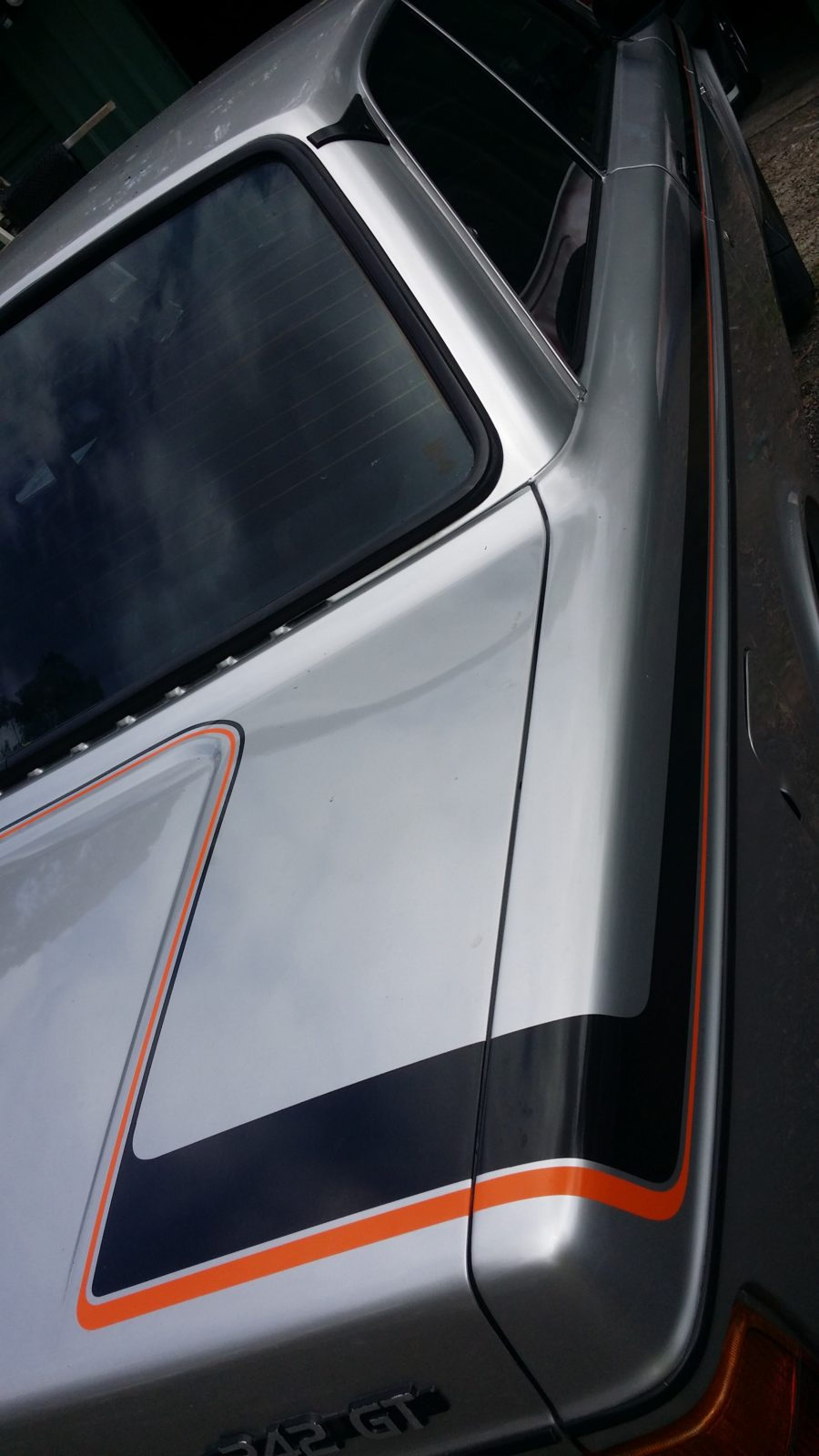 Car Pinstriping – Brisbane and Metro Areas