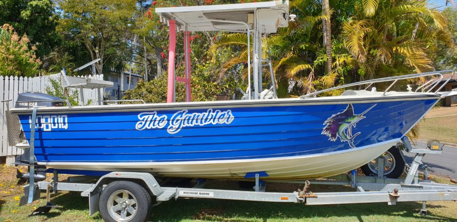 Boat Wraps – North Lakes