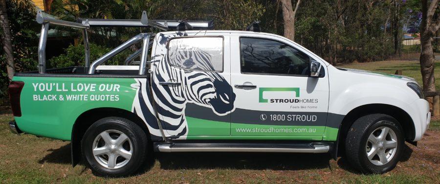Full Vehicle Wraps – Brisbane/North Lakes/Sunshine Coast