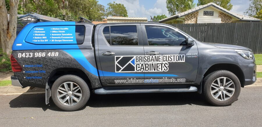 Car wraps – deception bay, north brisbane