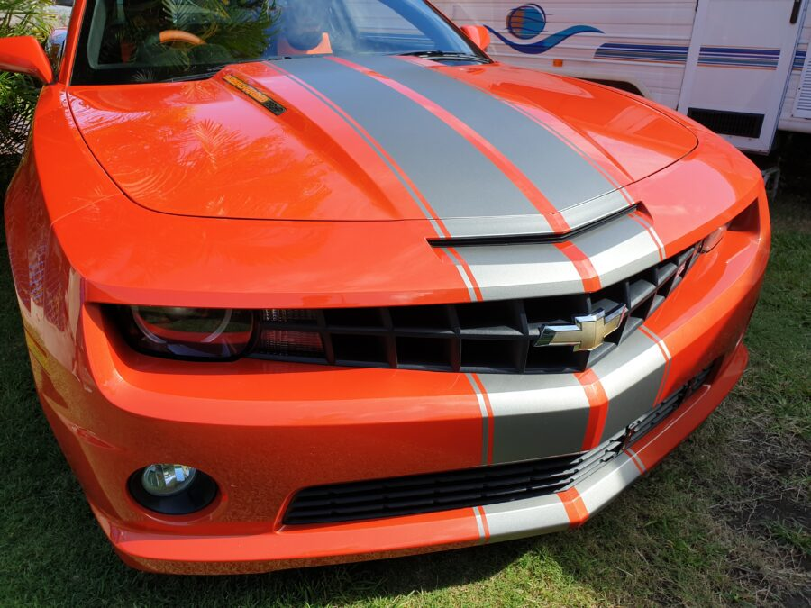 American Muscle GT Stripes and Graphics – Brisbane and surrounding areas