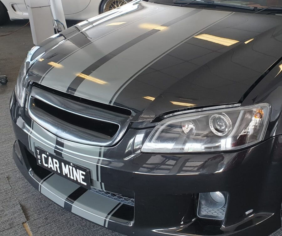 Holden Racing Stripes – Kallangur North Brisbane and Sunshine Coast Qld